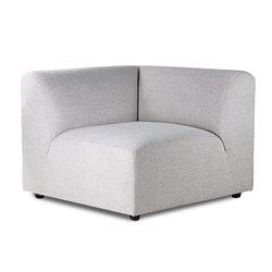 Zestaw krzesło i podnóżek LOUNGE czarny
