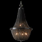 Lampa wiszaca ROMA P04543BK