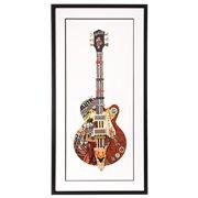 Obraz 3D Guitar C 104-9053