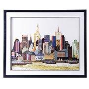 Obraz 3D New York B 104-9072