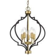 Lampa wiszaca NASHVILLE P05179BK AU